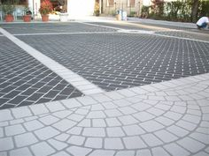24 best Pavimenti Stampati images on Pinterest   Fresco, Cement and Deck