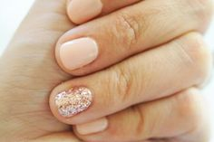 Can You Wear Nail Art Past 30? Tips for finding the right nude shade of nail polish to compliment your skin tone.