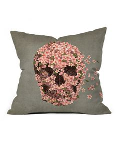 Look what I found on #zulily! Reincarnate Throw Pillow by DENY Designs #zulilyfinds
