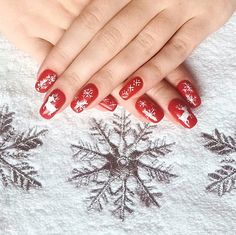 50 Holiday Nail Art Ideas For Festive Fingertips: You'll be hard-pressed to find anyone more excited about the holiday season than a nail art fanatic.