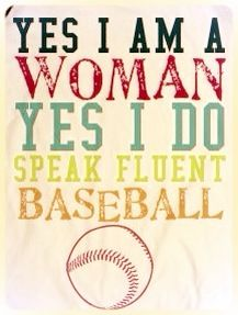 """I may not """"speak fluently"""", but. Test me and ask me about Derek Jeter. I know he's a Yankee, we won't hold that against him. He is a gentleman, handsome, and an excellent athlete! !"""