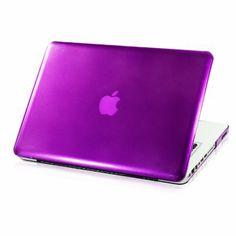 "Amazon.com: TopCase Shimmering Metallic See Thru Hard Case Cover for Macbook Pro 13-inch 13"" A1278/with or without Thunderbolt (CASE NOT FOR..."