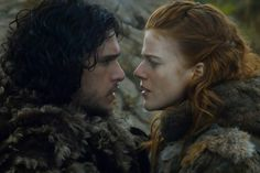 Ygritte: You're mine and I'm yours. And if we die, we die, but first we'll live.