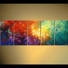 Modern abstract painting by the artist Osnat Tzadok. Choose from thousands of modern, contemporary and abstract paintings in this online art gallery. Artwork: 'Where the Butterflies go', dimensions: Abstract Art, Abstract Paintings, Modern Paintings, Art Paintings, Cityscape Art, Art Original, Pretty Art, Amazing Art, Awesome