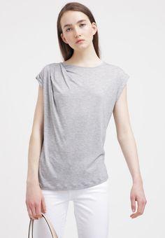 Tiger of Sweden ILMA - T-shirt basic - light grey - Zalando.it