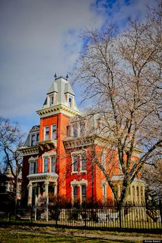 Would you buy this historic mansion for $159,000? Even if it's haunted?
