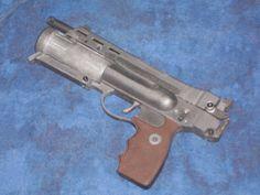 Tactonyx Studios: Killzone: STA-18 Automatic Pistol