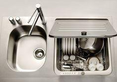 KitchenAid IN-SINK DISHWASHER