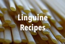 Linguine pasta dish recipes Dinner Dishes, Pasta Dishes, Food Dishes, Linguine Recipes, Lunches And Dinners