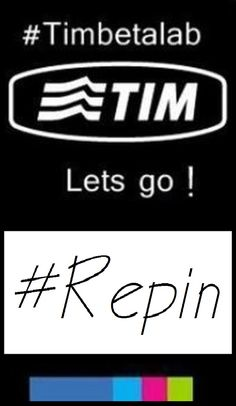 TIM #REPIN BETA