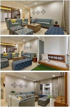 apartment interiors-studio 7 - living room