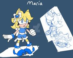 Maria Robotnik The Hedgehog (ref) by Maria The Hedgehog, Silver The Hedgehog, Shadow The Hedgehog, Sonic The Hedgehog, Sonic Fan Characters, Disney Characters, Fictional Characters, Sonic & Knuckles, Sonic Underground