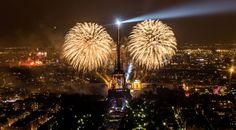 feu artifice 14 juillet 2013 Paris 2