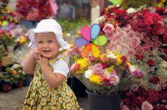 Flower Mart, Mount Vernon Square, Baltimore