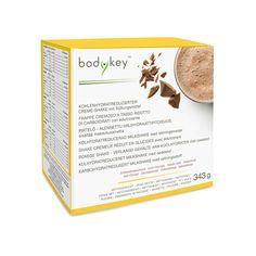 Bestellnummer: 116654. bodykey™ Kohlenhydratreduzierter Shake Schokoladengeschmack. optimal zur Unterstützung Ihres individuellen Programms zur Gewichtsreduktion. Diese leckere Mahlzeit ist für eine kohlenhydratreduzierte Ernährung/Versorgung mit Makronährstoffen zugeschnitten.