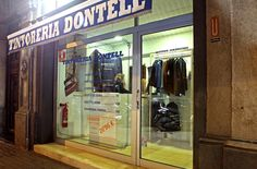 A speakeasy in Barcelona?! Check out this top-secret restaurant disguised as a drycleaning service...Tintoreria Dontell