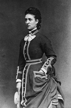 Alexandra, Princess of Wales, circa 1877