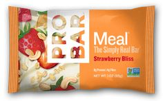 PROBAR Strawberry Bliss Meal Bar - 12-pack