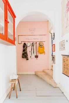 Woontrendz-zacht-roze-muren