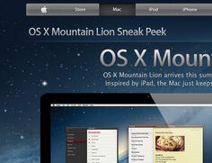 Apple OS X Mountain Lion: Top 15 New Features via @MashableTech