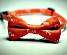 anchors on bowties - for sales meetings