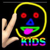 Kids paint easy
