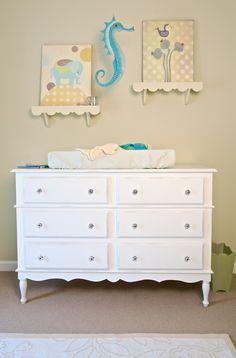 Our lovely Celine 6 Drawer Dresser @Annette Howard Tatum @obs form Nursery | Junior