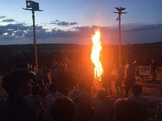 Worth Ranch Campfire