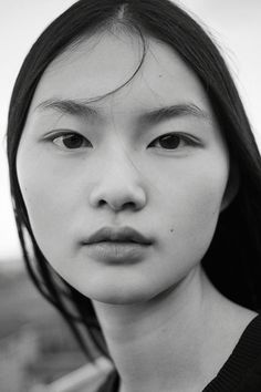 Fashion Archives Photo Gallery Model He Cong By Olgac Bozalp Winter 2015 Portraits - Youth Series Face Drawing Reference, Female Reference, Female Models, Women Models, Model Face, Wow Art, No Photoshop, Interesting Faces, Drawing People
