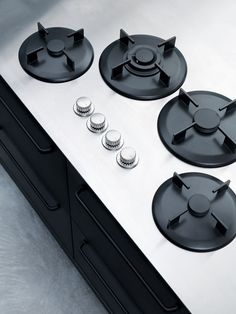 integrated stovetop--Vipp