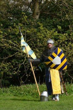 century Knight in armour