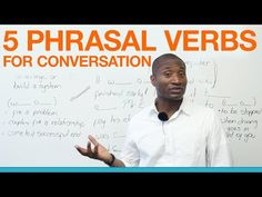5 conversation phrasal verbs you need to know - YouTube