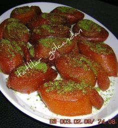 Çerkez Tatlısı Tarifi Cake Recipe Using Buttermilk, Turkish Sweets, Cake Recipes, Dessert Recipes, Tandoori Chicken, Beautiful Cakes, Deserts, Food And Drink, Strawberry