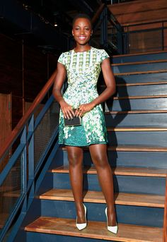 Lapita Actress Dresses | No matter where you are from, your dreams are valid. --Lupita Nyong'O ...