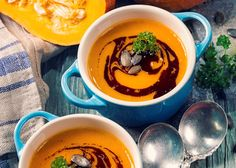 Yummy Food, Tasty, Paleo, Food And Drink, Soup, Pudding, Cooking, Tableware, Desserts