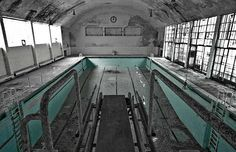 Haunting, atmospheric images of our abandoned heritage, from the 1936 Berlin   Olympic village to Michael Jackson's eerily deserted hometown.