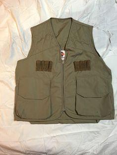 Hunting vest large