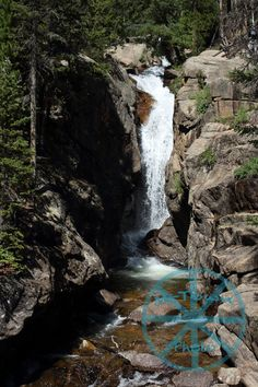Chasm Falls by mtownphoto on Etsy