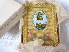 Vintage Stil, Shabby Vintage, Madonna, Frame, Etsy, Home Decor, Souvenir, Vows, Gifts For Mom