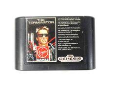 the terminator (#sega genesis 1991) cartridge only from $14.75