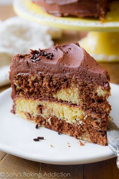 Marble Cake Recipe with Step-by-Step Photos ~ Tender and moist. The best marble cake ever! Marble Cake Recipes, Frosting Recipes, Dessert Recipes, Marble Cake Recipe Moist, Cupcakes, Cupcake Cakes, Cake Fondant, Mocha Cake, Poblano