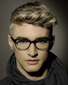 Prime Shaved Sides With A Long Curly Top On Haircuts For Men Pictures Short Hairstyles Gunalazisus