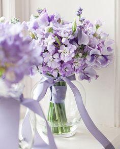 El lila transmite romanticismo