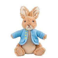 Peter Rabbit Medium Plush Toy – Modo Creations