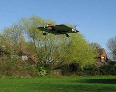 Solarcopter in flight