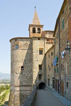 :) Anghiari: San Agostino,province of Arezzo , Tuscany Italy