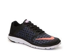 Nike FS Lite Run 3 Print Lightweight Running Shoe - Womens