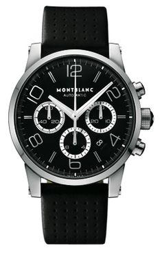 montblanc watches for men | 36063 MONT BLANC Timewalker Chronograph Automatic Men Watch - 36063