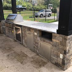 Outside Kitchen Granite Top Kitchen Tops, Granite Kitchen, Granite Tops, Type 3, Theater, Marble, Deck, Facebook, Outdoor Decor