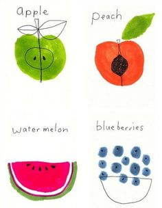 I would like this to be in my kitchen - Australian illustrator Jane Reiseger
